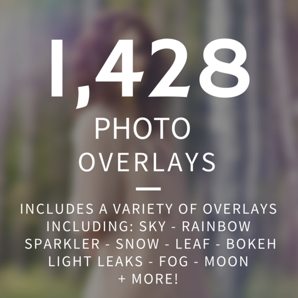 1,428 Photo Overlays by Jamie Dalton - outside site