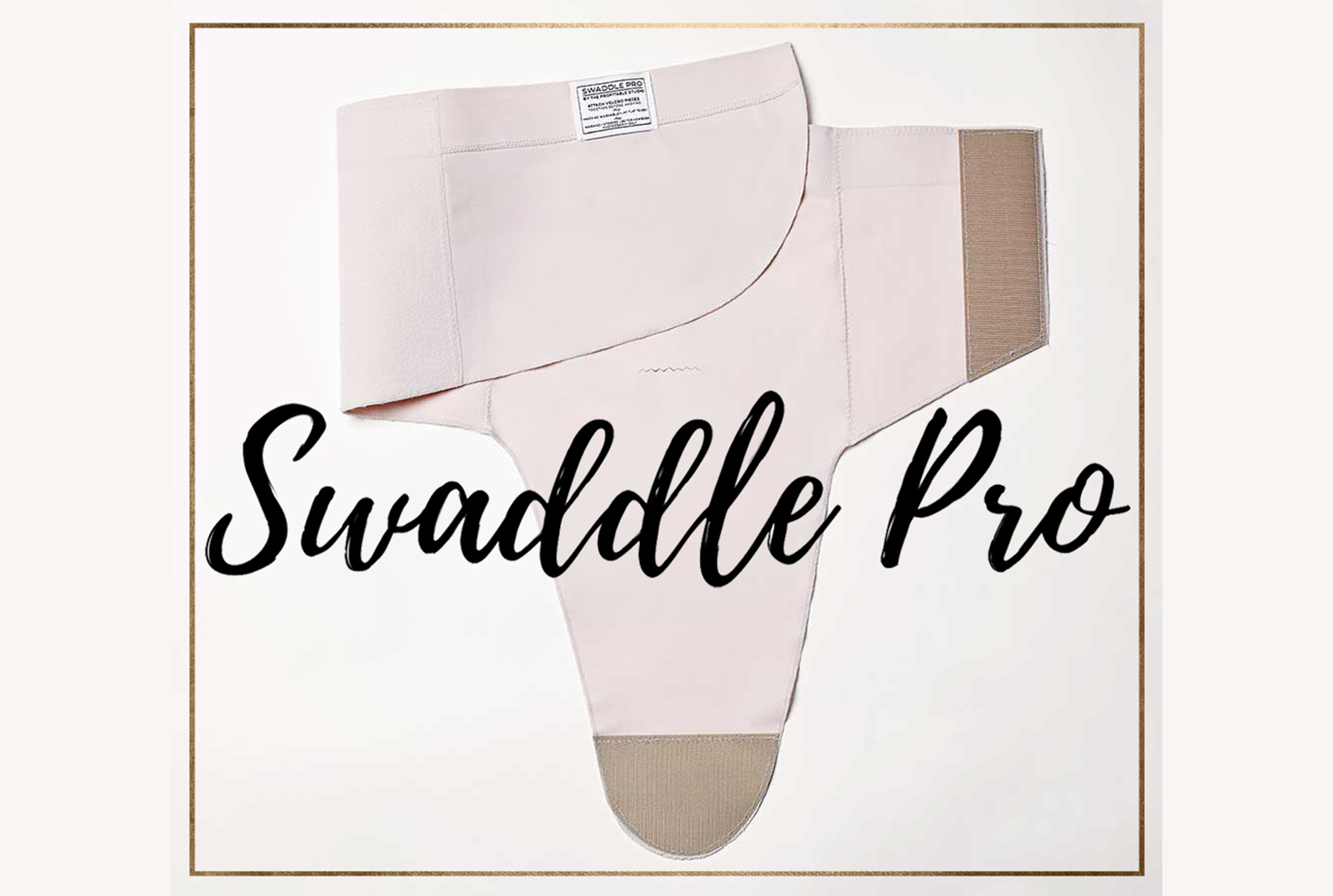 FEATURED VENDOR: Swaddle Pro by The Profitable Studio