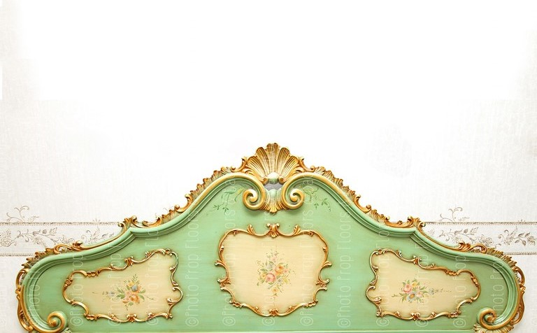Vintage Headboard 5 (Horizontal Design)