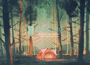 Camping 10 (Horizontal Design)