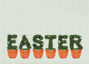 Easter 26 (Horizontal Design)