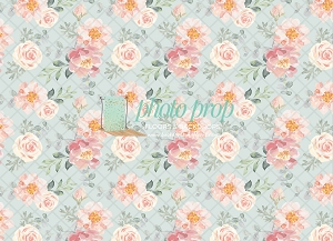 Floral 414 (Horizontal Design)