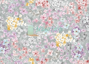 Floral 421 (Horizontal Design)