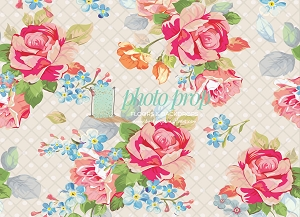 Floral 422 (Horizontal Design)