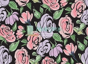 Floral 427 (Horizontal Design)