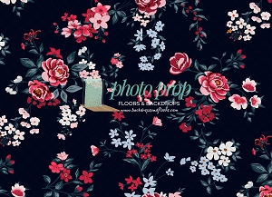 Floral 446 (Horizontal Design)