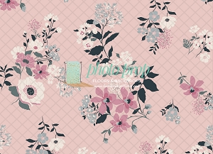 Floral 453 (Horizontal Design)