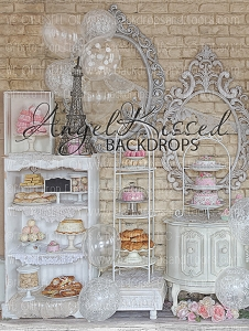 French Pastry 2 - 60x80 (Vertical Design)