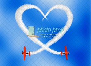 2021 NEW RELEASE:  Hearts in the Sky 3 (Horizontal Design)