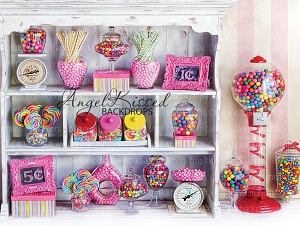 Sweet As Candy 2 - 80x60 (Horizontal Design)