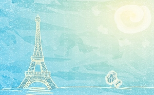 Paris 4 (Horizontal Design)