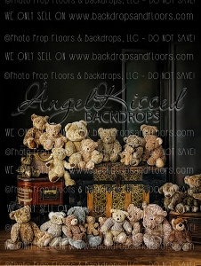 Teddies n Trunks 2 - 60x80 (Vertical Design)
