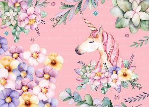 Unicorns 12 (Horizontal Design)