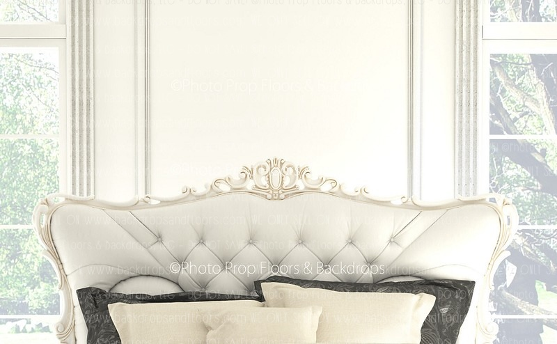 Vintage Headboard 7 (Horizontal Design)